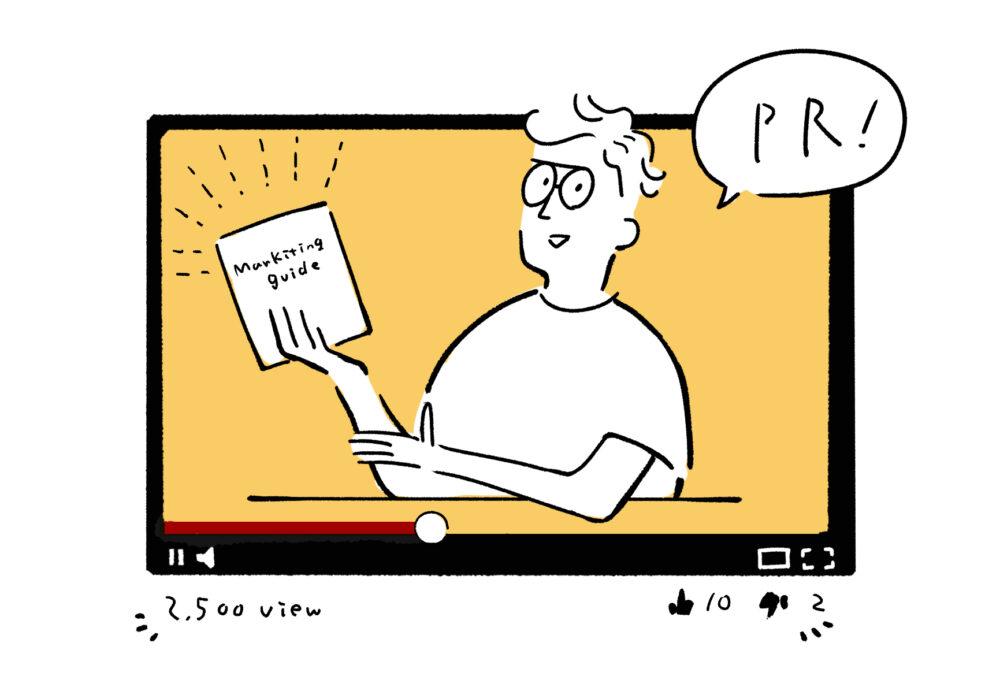出版が動画やコンテンツマーケティングにも使える3つの理由